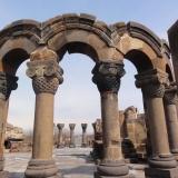 temple de Zvartnots